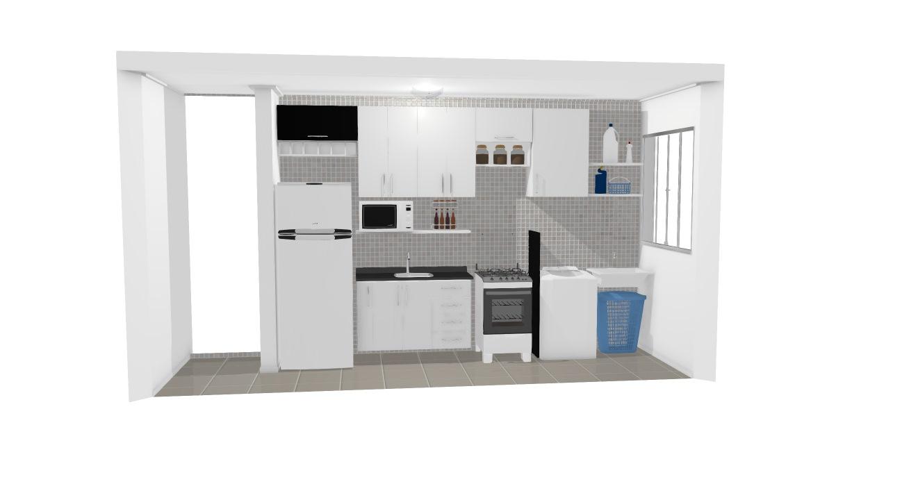 Cozinha de Adrine