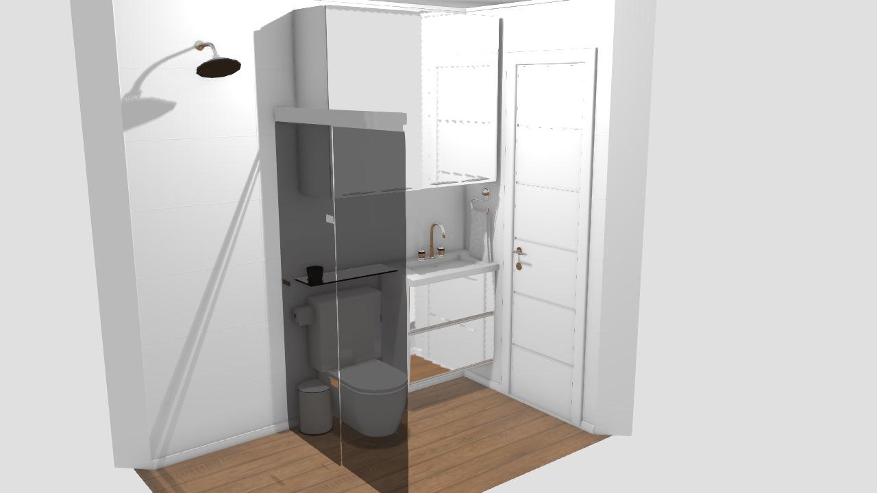 Banheiro completo