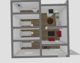 Projeto casa de Rebecca