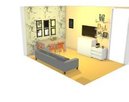 Casa Nova_Sala Integrada