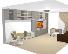 Sala Apartamento 13