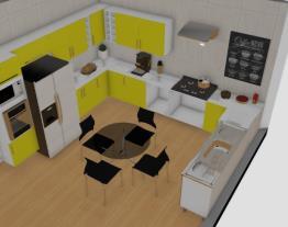 Cozinha 5x5