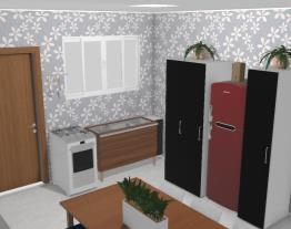 Cozinha, Meu projeto Leroy Merlin