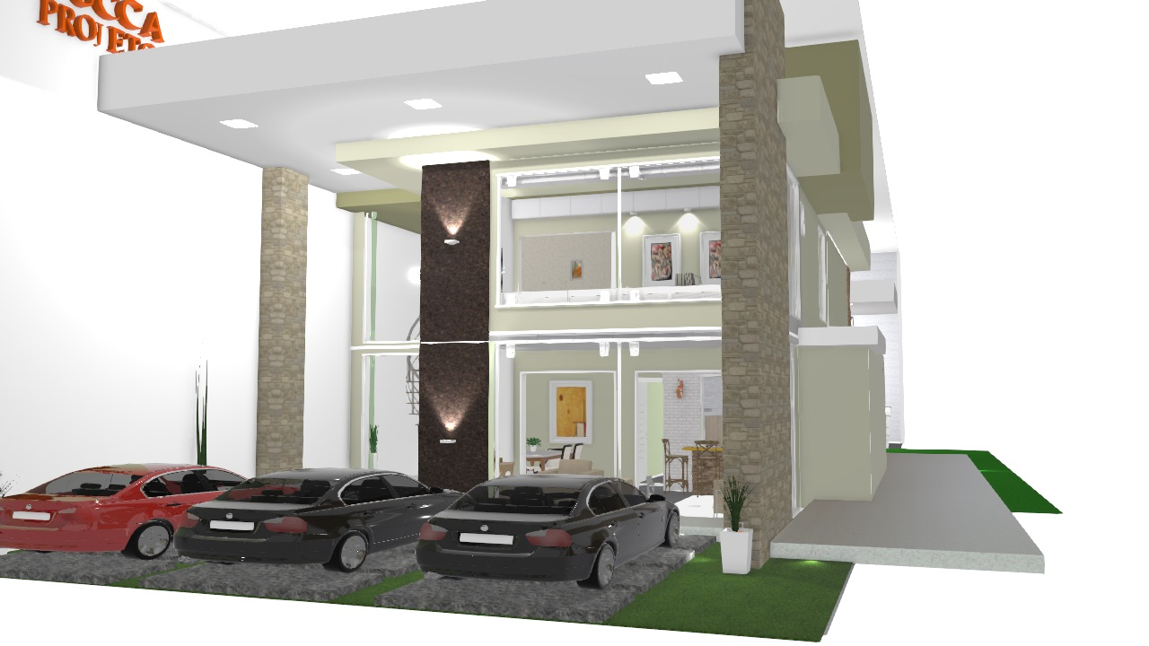 zuccanovich Casa Moderna III