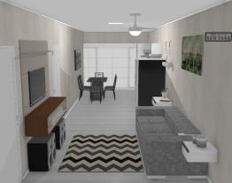 sala e cozinha wini
