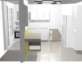 cozinha jamaris parede branca