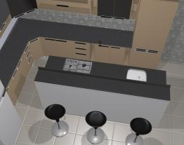 Cozinha de Tais