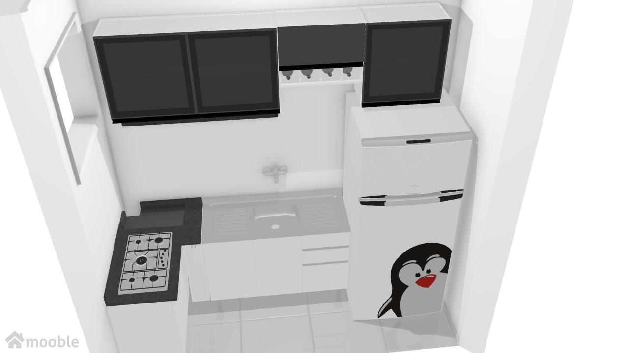 cozinha stilo plus RUBIA
