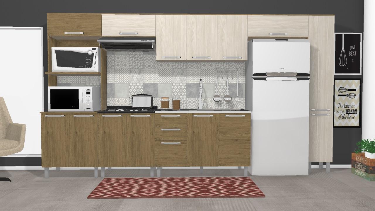 Cozinha Space 8