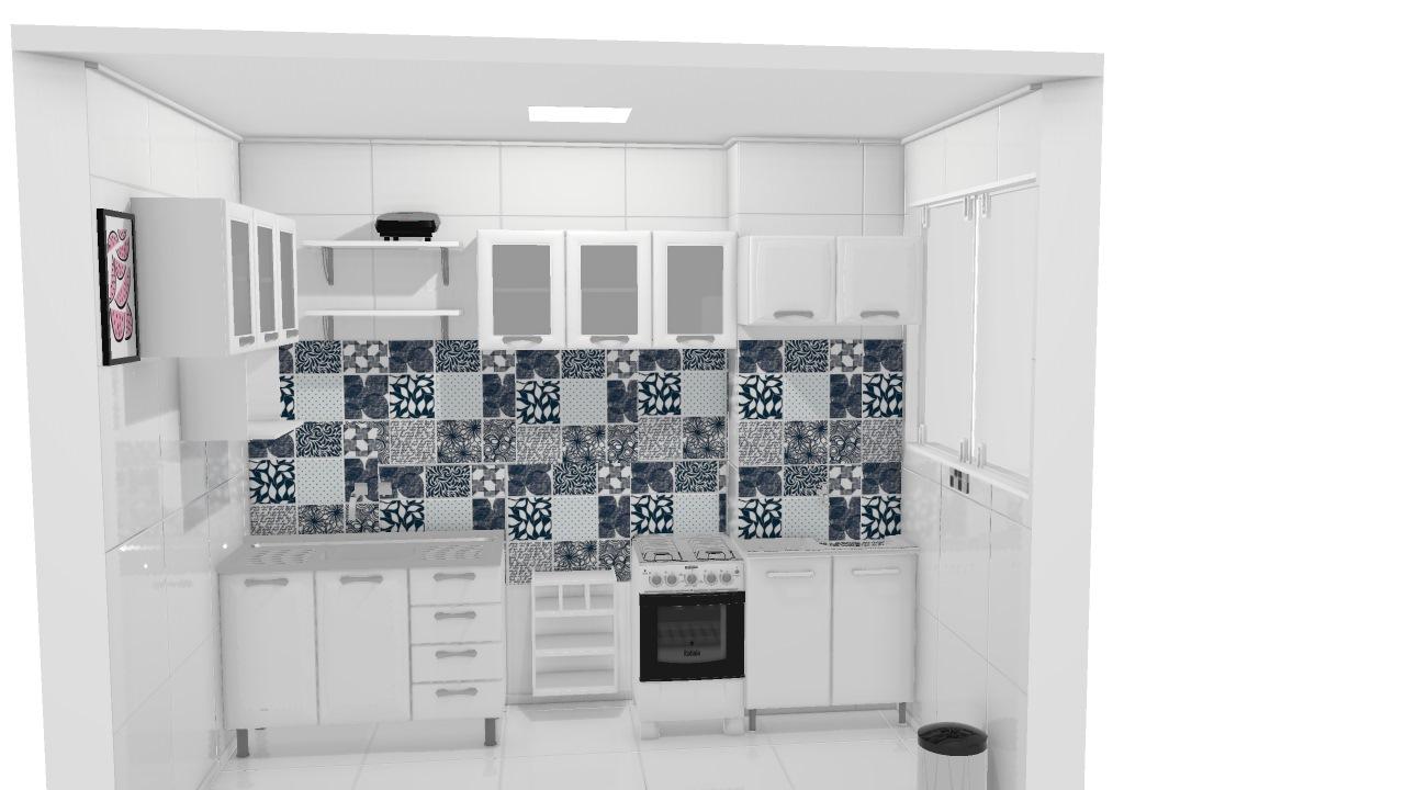 parede do fogao e do microondas 2