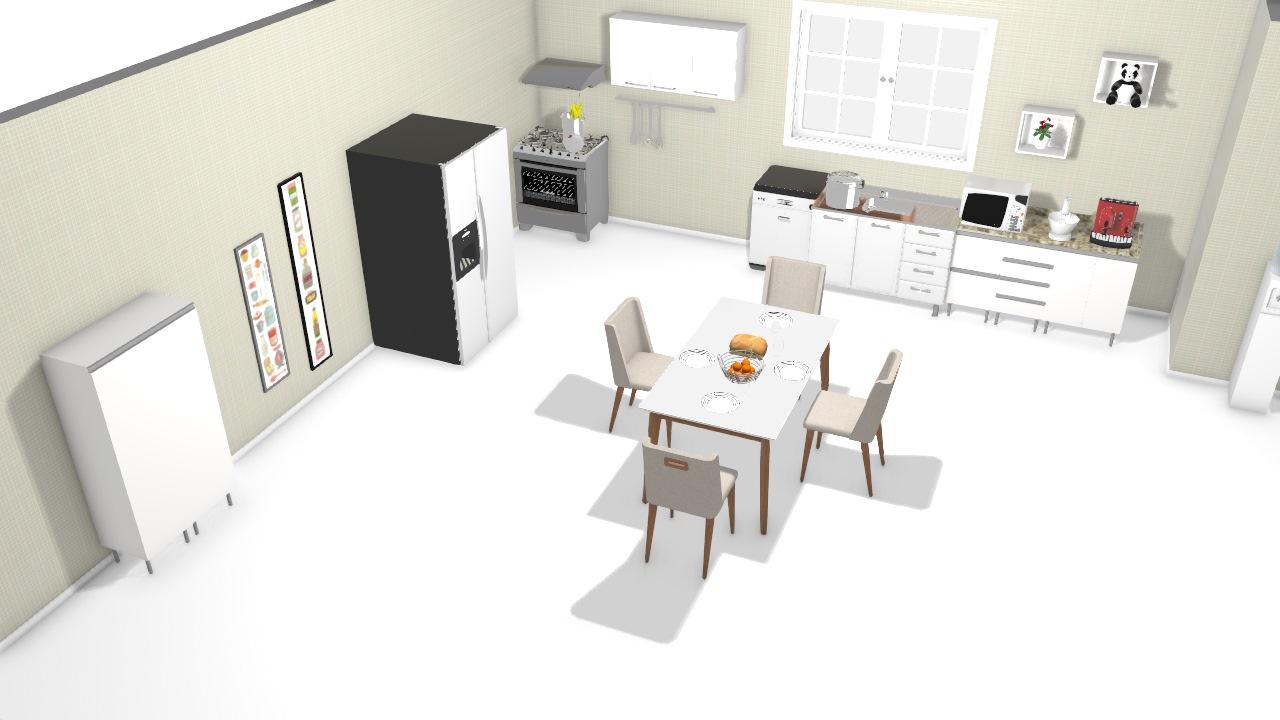 Minha primeira cozinha