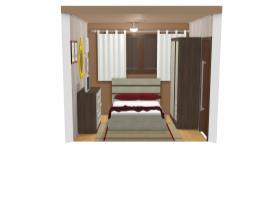 quarto nº2 casa de praia
