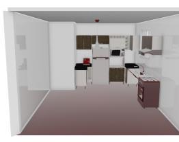 Meu projeto Móveis THB cozinha