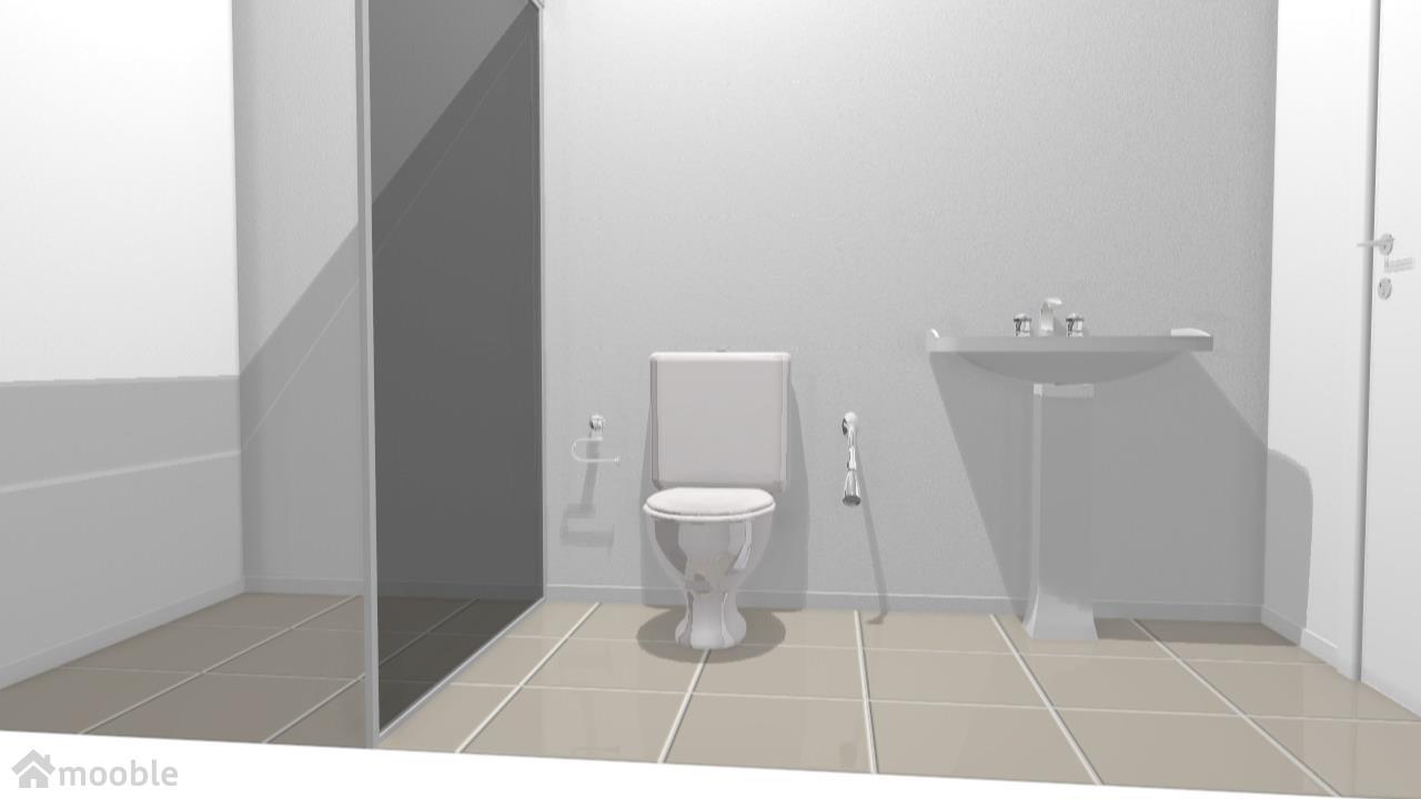 banheiro casa nova