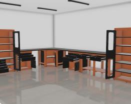 Projeto Jeep sala de Usinagem