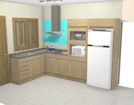 Nilda cozinha