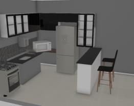 Cozinha cafofo 3