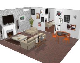 sala de estar Alana