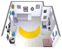 quarto novo isabelle