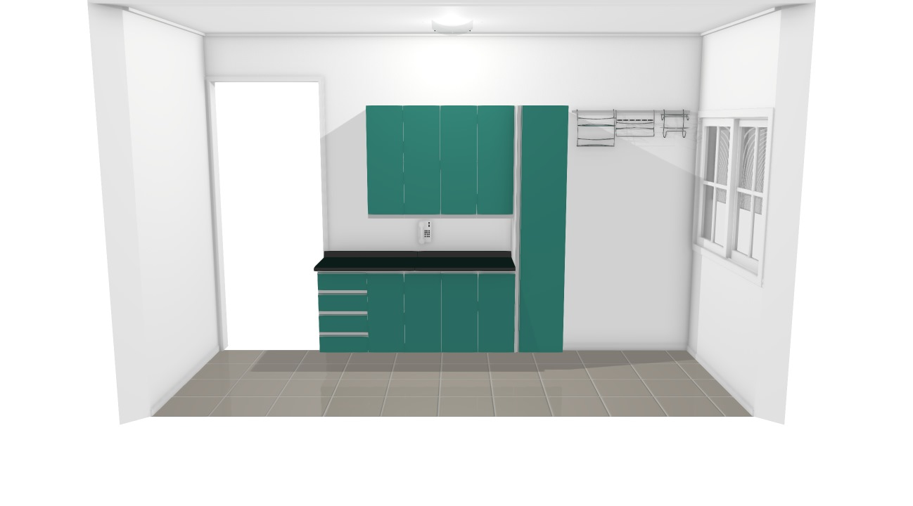 Cozinha - Passa Prato II