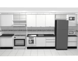 Cozinha Movelaria Forno