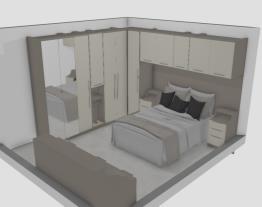 Apartamento - Quarto casal