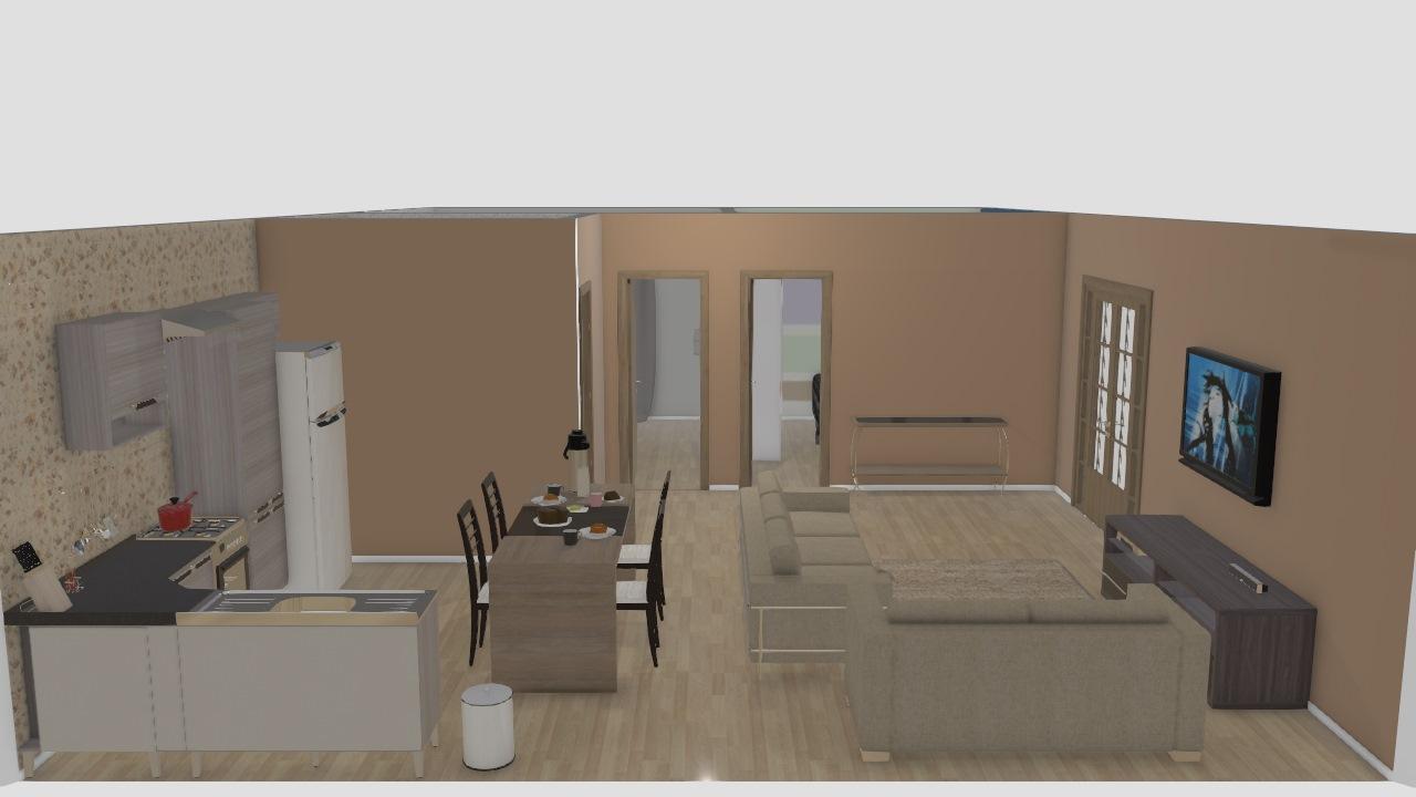 casa completa simples