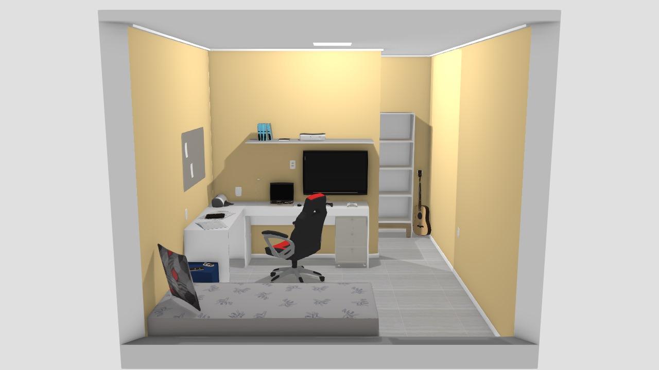 remodelagem - Meu quarto