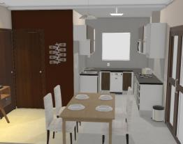 Cozinha - Zaha