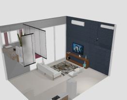 Projeto - Casa nova com escada