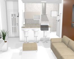 Sala e Cozinha Americana 2