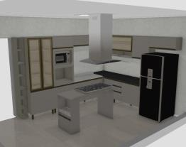 Casa Anunciação - Cozinha