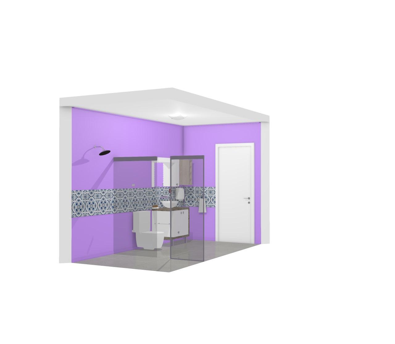 Banheiro Mayra'S.