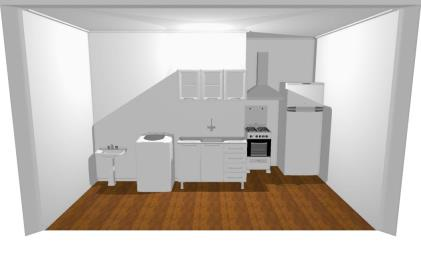 cozinha dona gláucia