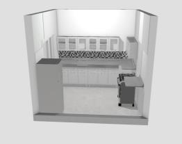 Cozinha da Casa nova