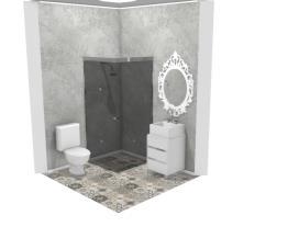 Meu projeto Leroy Merlin - lavabo Mairips