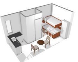 casa compacta 3x4