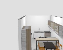 Cozinha península 1