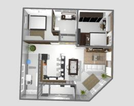 Apartamento 100m²