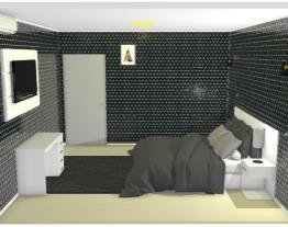 quarto do Matheus
