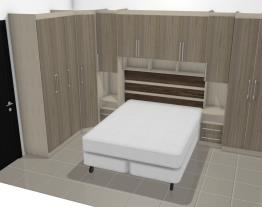 Dormitorio Rose 3,70X2,50