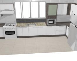 Cozinha Smart Luciane