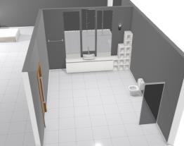 quarto casal + banheiro