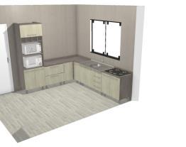 Projeto Cozinha Midiam
