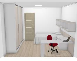 Dormitorio Gabizinha