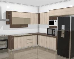 Cozinha teste 1