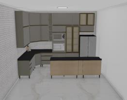 cozinha bege7300
