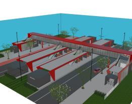 Estação de integração Roraima