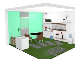 jardim/ lugar de lazer