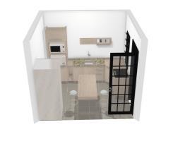 Americo modelo 2 cris cozinha florai